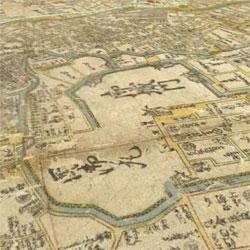 世界の古地図、日本の古地図も楽しめる
