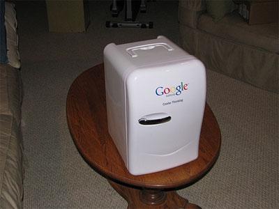 Google冷蔵庫