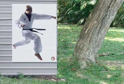 Karate-Kidの錯覚広告3