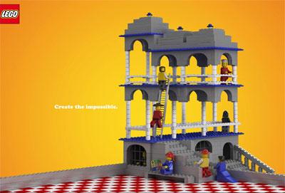 Legoの展望台