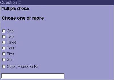 ラジオボタン選択項目複数
