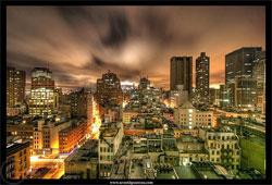 NYCの夜景いろいろ
