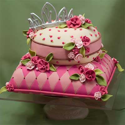 Pillow-Princess-Cake
