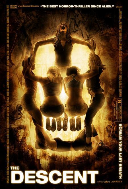 The_Descentの映画ポスター