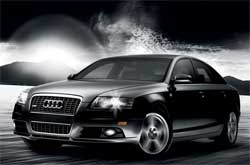 Audi、Lexusの目の錯覚広告
