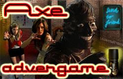 AXE(アックス)エフェクト アドバゲーム