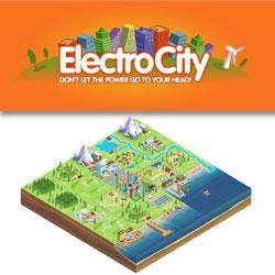 環境問題を訴えるゲーム、electrocity