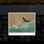Flicker 画像を地図上で場所を指定して探すのに便利な「GeoImpress」