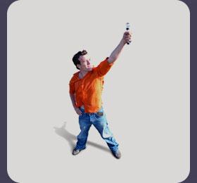 「BubbleScope」での360度パノラマ写真の撮り方
