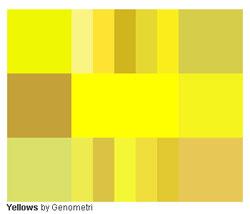 カラーコード生成サービスgenopal