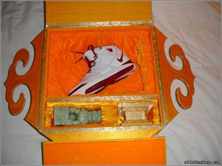 象牙?の印鑑付 By Nike