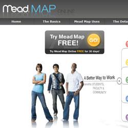 マインド マップ ソフト「MeadMap」