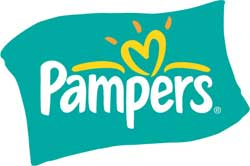 パンパースの広告