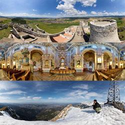 360度パノラマ写真のまとめサイト「360 :: a spherical panoramic journey」