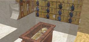 Google Earthグーグルアースでツタンカーメン王の墓を探検