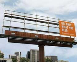 必要な分だけ使う広告